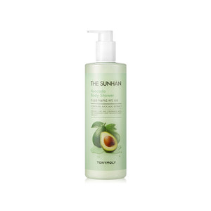 TONYMOLY The Sunhan Avocado Body Shower 500ml