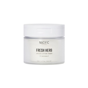 NACIFIC Fresh Herb Origin Cotton Toner 70ea