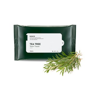 A'PIEU Nonco Tea Tree Toner Tissue 20sheets