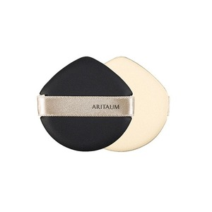ARITAUM Black Waterproof Cushion Puff 1ea