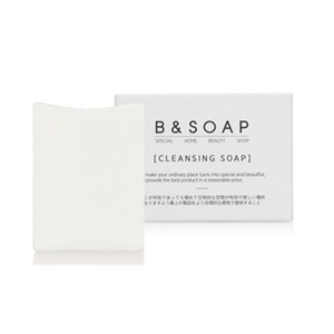 B&SOAP Cleansing Soap Body Block 100g