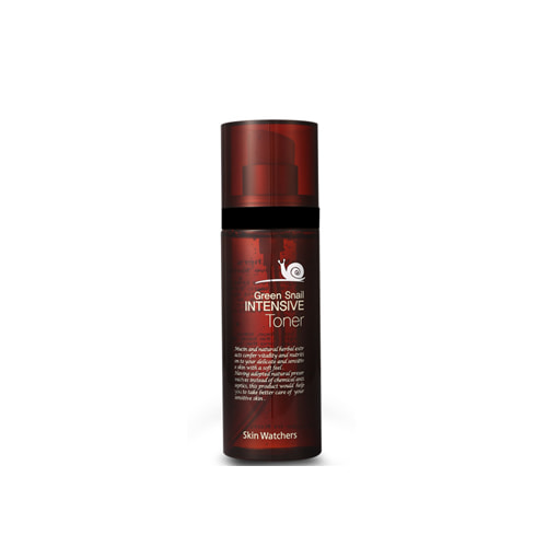 Skin Watchers Green Snail Intensive Toner 125ml