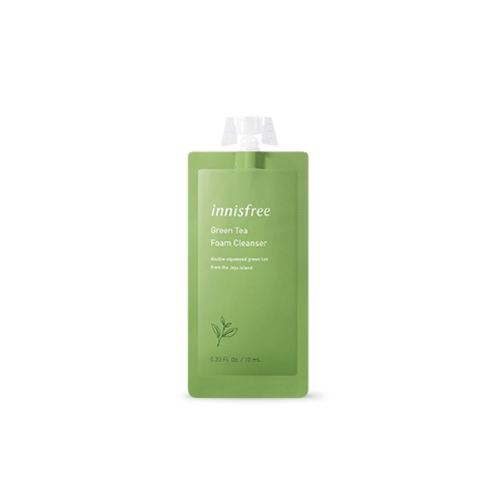 innisfree Green Tea Foam Cleanser (7days) 10ml