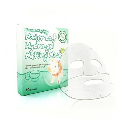 Elizavecca Milky Piggy Water Lock Hydro-gel Melting Mask 5ea