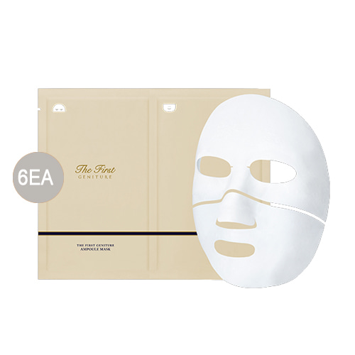 O HUI The First Geniture Ampoule Mask 6ea
