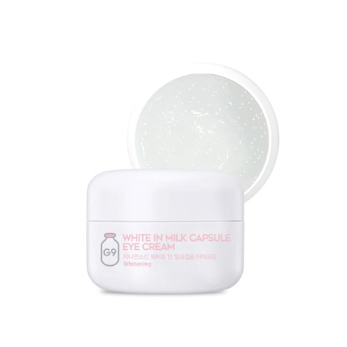 G9SKIN White In Milk Capsule Eye Cream 30g