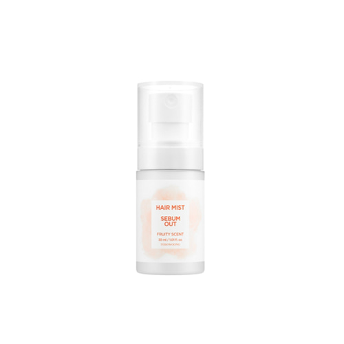 TOSOWOONG Hair Mist Sebum Out 30ml