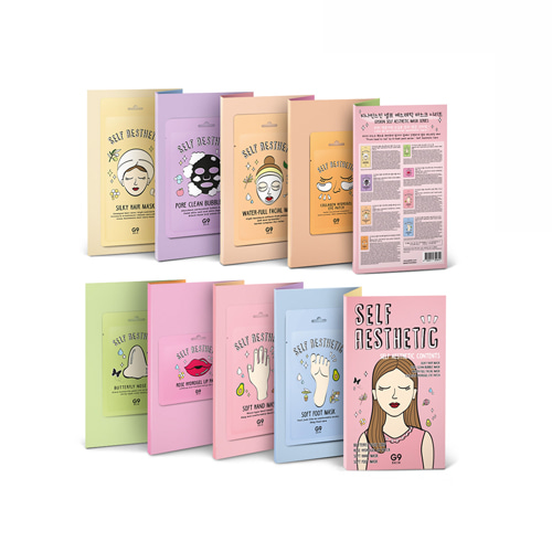 G9SKIN Self Aesthetic Mask Series