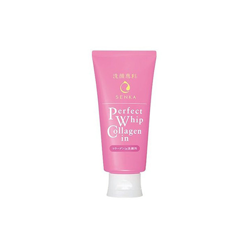 SHISEIDO SENKA Perfect Whip Collagen in 120g