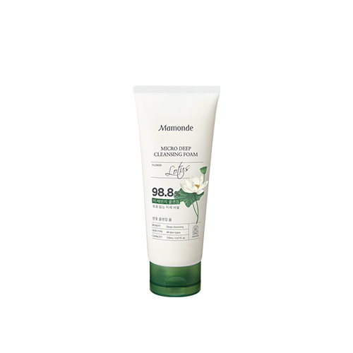MAMONDE Micro Deep Cleansing Foam 150ml