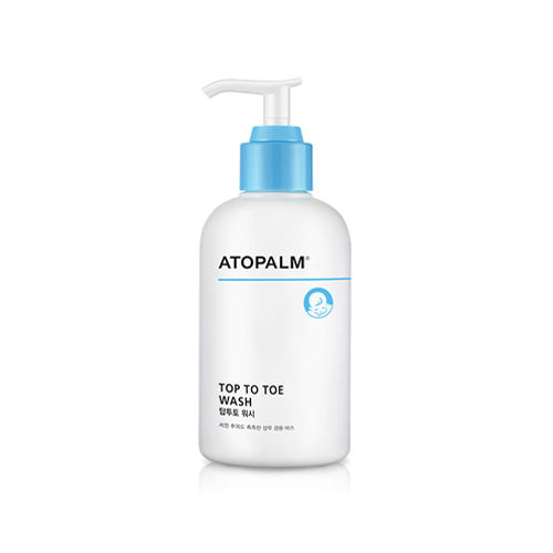 ATOPALM Top to Toe Wash 300ml