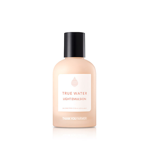 THANK YOU FARMER True Water Light Emulsion 135ml