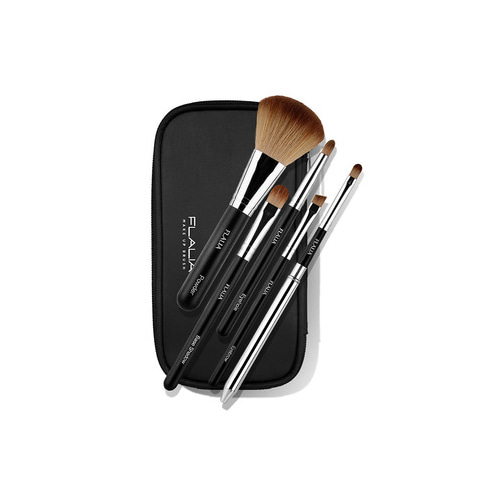 FLALIA Simple Classic Brush 5P Set
