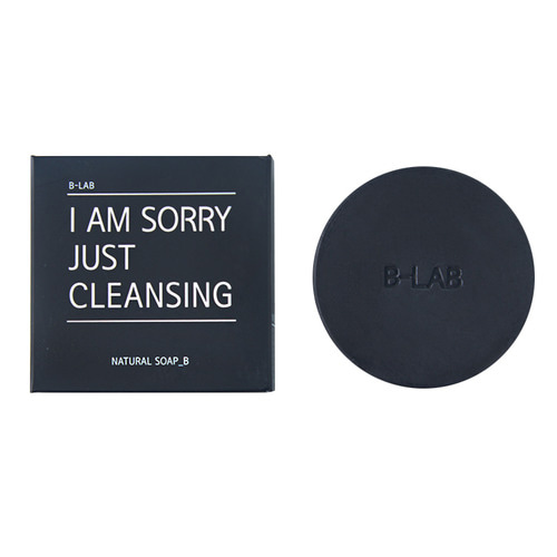 B-LAB I Am Sorry Just Cleansing Natural Soap_B