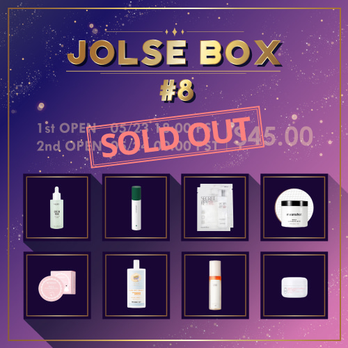 JOLSE BOX #8 SOLD OUT!!