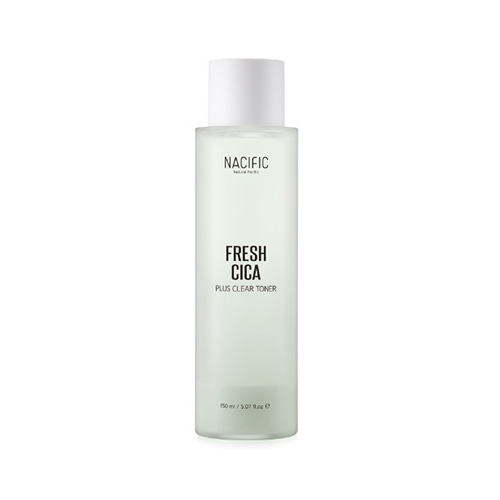 NACIFIC Fresh Cica Plus Clear Toner 150ml