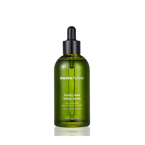 AwakeAsleep Parsley Seed Energy Serum 100ml
