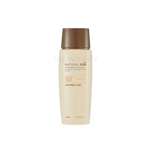 THE FACE SHOP Natural Sun Eco Super Perfect Sun Water SPF50+ PA+++ 80ml