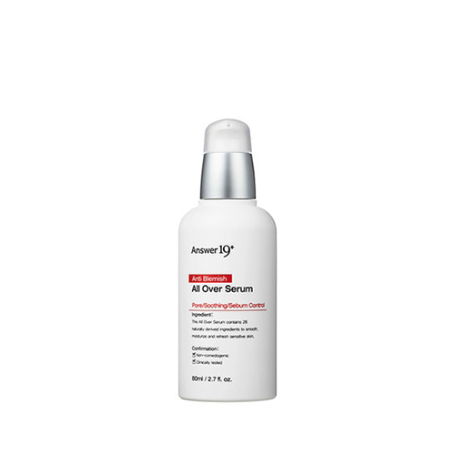 Answer19+ Anti Blemish All Over Serum 80ml
