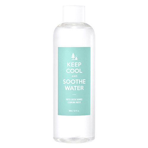 KEEP COOL Soothe Phyto Green Shower Cleansing Water 500ml