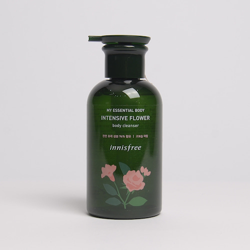 innisfree My Essential Body Intensive Flower Body Cleanser 330ml