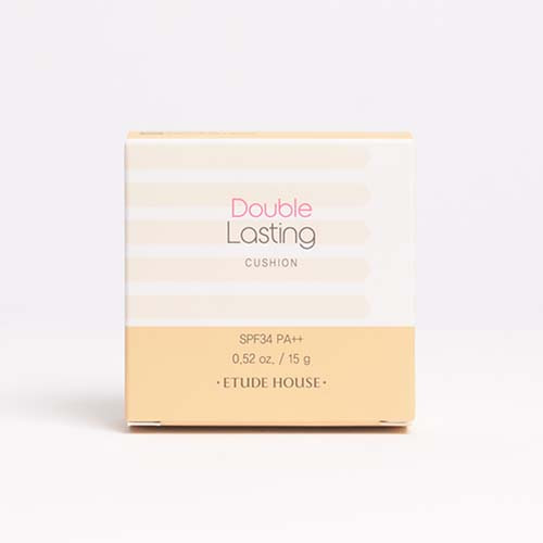 ETUDE HOUSE Double Lasting Cushion Refill SPF34 PA++ 15g