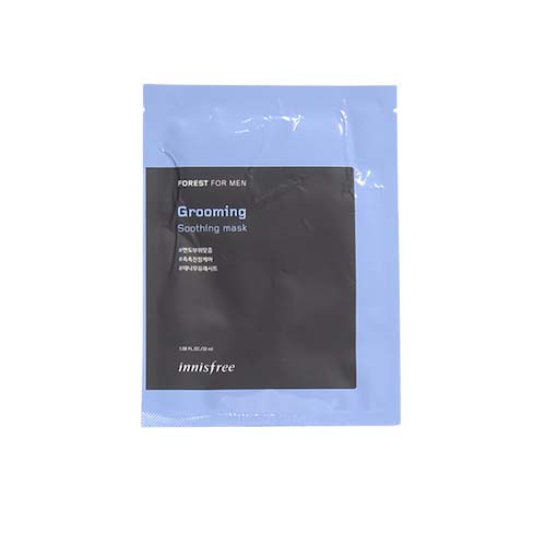 innisfree Forest For men Grooming Soothing Mask 1ea