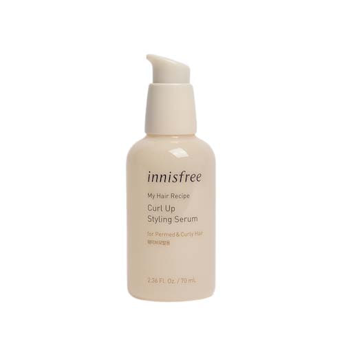 innisfree My Hair Recipe Curl Up Styling Serum 70ml