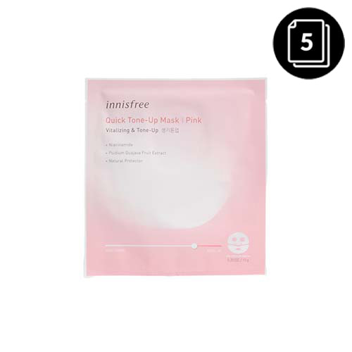 innisfree Quick Tone Up Mask 10g * 5ea