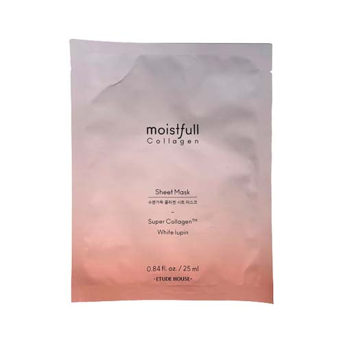 ETUDE HOUSE Moistfull Collagen Sheet Mask 3ea