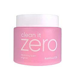 [TIME DEAL] banila co. Clean it Zero Cleansing Balm Original 180ml [BIG SIZE]