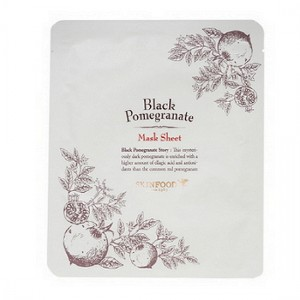 SkinFood Black Pomegranate Mask Sheet 33g