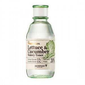 SkinFood Premium Lettuce & Cucumber Watery Toner 180ml