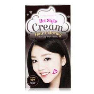 Etude House NEW Hot Style Cream Hair Coloring (for grey hair)