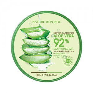 [TIME DEAL] NATURE REPUBLIC Aloe Vera 92% Soothing Gel 300ml